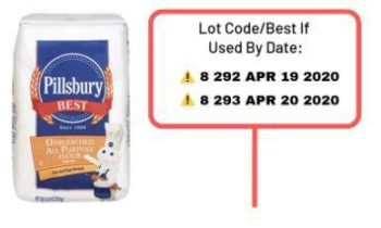 More than 12,000 cases of Pillsbury flour recalled over salmonella concerns