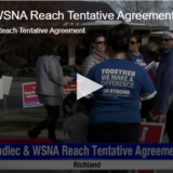 Kadlec & WSNA Reach Tentative Agreement